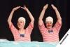 Die Clownnixen: Schwimmen